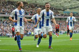 United telan kekalahan 2-3 di markas Brighton