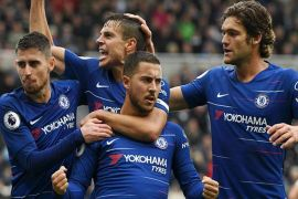 Chelsea amankan poin di markas Newcastle berkat gol bunuh diri