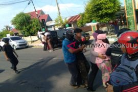 Densus kembali amankan empat orang di Bengkulu