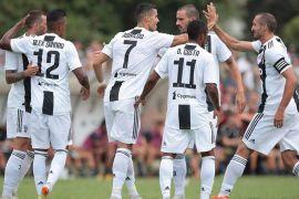 Ronaldo akhiri puasa gol saat Juventus bekuk Sassuolo