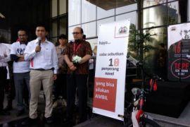 KPK harap pelaku penyerangan Novel segera diungkap