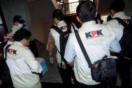 OTT Medan !! KPK amankan Ketua PN, tiga hakim dan dua Panitera
