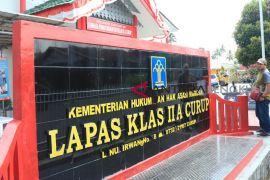 Mayoritas penghuni Lapas Curup tersangkut kasus narkoba