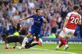Chelsea taklukkan Arsenal 3-2 pada Derby London
