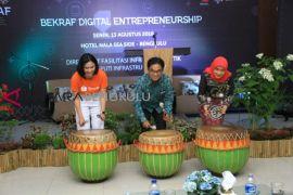 Bekraf dorong UMKM Bengkulu miliki toko online