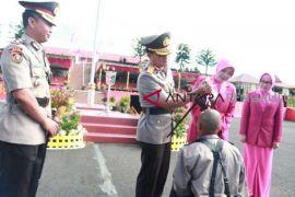 Pemuda Enggano dapat kesempatan jadi polisi