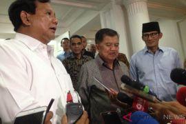 Prabowo-Sandi datangi rumah dinas JK