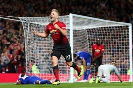 United bekuk Leicester pada pertandingan pembuka Liga Inggris