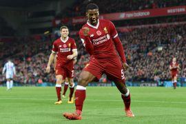 Wijnaldum senang mainkan peran lebih dalam di Liverpool