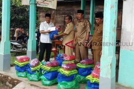 Pemprov Bengkulu salurkan bantuan kepada korban kebakaran