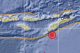 Gempa susulan 5,8 SR guncang Kupang