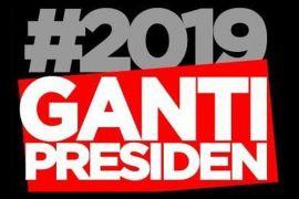 KPU: #2019GantiPresiden dinamika politik