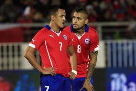Sanchez ingin United incar pemain seperti Vidal