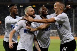 Inter lanjutkan kebangkitan dengan tundukkan Fiorentina
