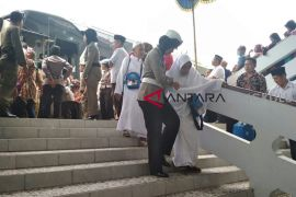 Seorang jemaah haji Bengkulu wafat sebelum pemulangan
