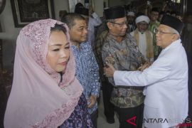 Ma'ruf Amin tekankan Mahfud MD warga NU