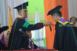 Politeknik Raflesia Curup luluskan 197 wisudawan