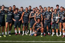 Real Madrid hadapi juara Asia di semifinal Piala Dunia antar klub