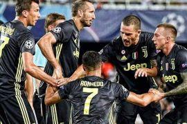 Menguji taji Juventus di Eropa tanpa Ronaldo