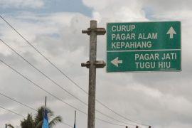Pemprov Bengkulu perbaiki jalan Simpang Keroya-Tugu Hiu