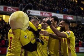 Start sempurna Watford berlanjut setelah bungkam Spurs