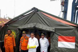 Presiden terus pantau perkembangan evakuasi Lion Air