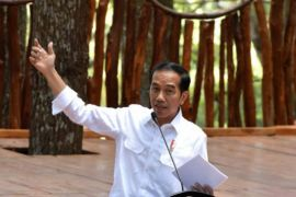 Presiden janjikan dana operasional desa 2019