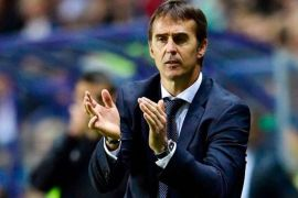Resmi !! Real Madrid pecat pelatih Lopetegui