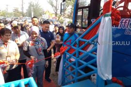 Bengkulu luncurkan moda transportasi Trans Rafflesia