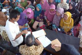 Baznas Bengkulu Selatan salurkan bantuan tunai bedah rumah