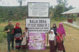 Warga transmigrans Bukit Merbau butuh pembangunan infrastruktur