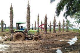 Kelompok pertanian Mukomuko cairkan dana pembangunan sarana