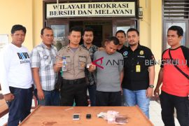 Kepolisian Curup tangkap tahanan kabur dari Lapas Lampung