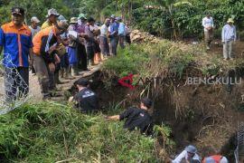 BPBD ingatkan warga Rejang Lebong waspadai tanah longsor