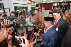 Jusuf Kalla: Pemerintah tak akan akui bendera tauhid
