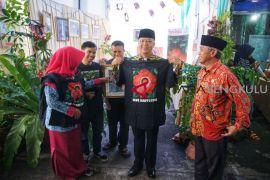 KPPL kampanye pelestarian rafflesia di festival kehutanan