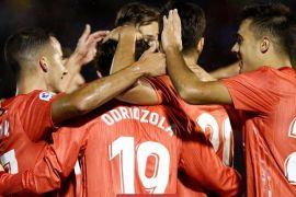 Madrid hancurkan Melilla pada laga debut Solari