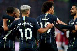 Tundukkan Watford, Man City perlebar jarak dengan Liverpool