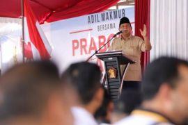 Harapan Prabowo ketika pergantian kekuasaan nanti berlangsung
