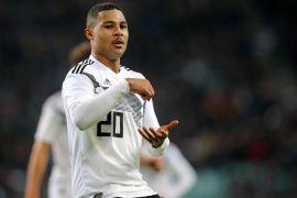 Wajah baru Timnas Jerman taklukkan Rusia 3-0