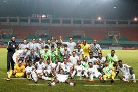 Arab Saudi bekuk Jepang dan tantang Korsel di final Piala Asia U-19