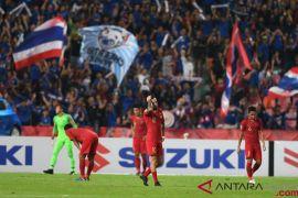 Indonesia ke posisi empat grup B Piala AFF