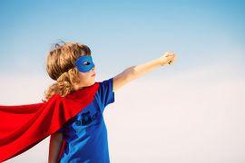 Pahlawan super menumpas kejahatan, ternyata beri pesan buruk kepada anak