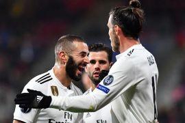 Aksi ciamik Benzema lengkapi pesta gol Madrid di kandang Plazen