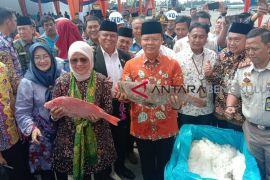 Bengkulu ekspor perdana 10 ton komoditas perikanan tangkap