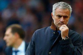 Hasil imbang kontra Palace buat Mourinho kecewa berat