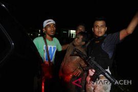 4 napi berhasil ditangkap, ratusan lainnya buron