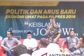 Jokowi islam, sudah haji dan empat kali umrah