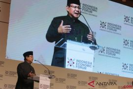 Berjiwa saptamarga, Prabowo diyakini paham posisi Indonesia terhadap Israel