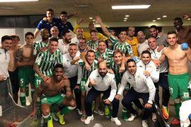 Betis sukses permalukan Barcelona di Nou Camp